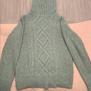 Jcrew turtle neck sweater